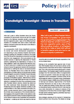 Candlelight, Moonlight, Olympics: Korea in Transition
