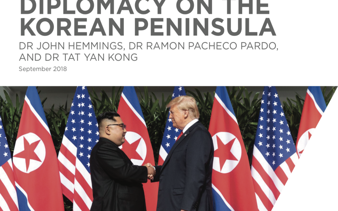Negotiating the peace: Diplomacy on the Korean Peninsula