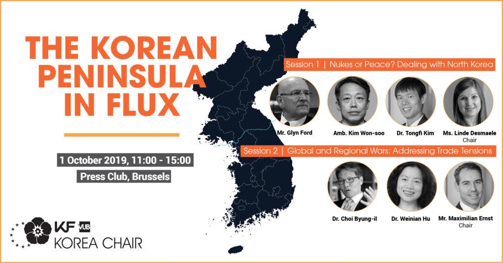Korea Chair Vrije Universiteit Brussel