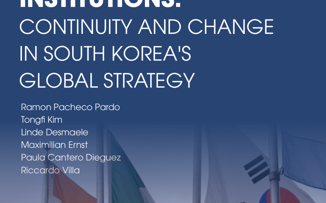 Moon Jae-in's Policy Towards Multilateral Institutions: Continuity and Change in South Korea's Global Strategy